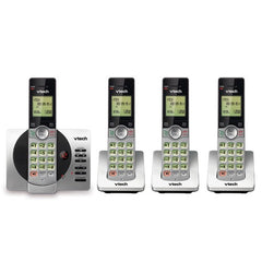 VTech CS6929-4 Cordless DECT 6.0 Phone with 4 Handsets - 4 Handsets