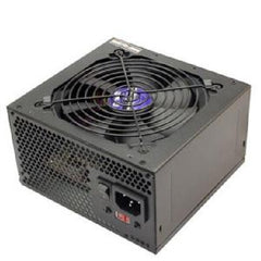 Visiontek 500W Power Supply - ATX 12V - 120mm Cooling Fan - 2 PCIe Conectors - 900346