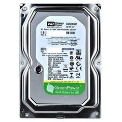 "!!! A New Addition !!! Western Digital 320GB - 3.5"" Internal Power-saving Hard Drive - IntelliPower - 8MB Cache - SATA 3.0Gb/s - Bare Drive - WD3200AVVS - USED - Tested 100% O.K."