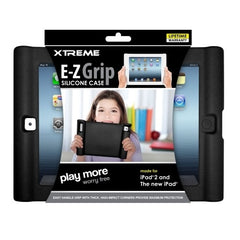 Xtreme E-Z Grip Silicone Case for iPad 2, 4, 5 - Black