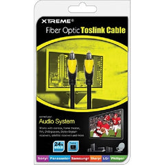 3' Xtreme Fiber Optic Toslink Cable - 73503