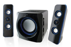iLIVE Wireless Bluetooth 2.1 Speaker System with Subwoofer - IHB23B