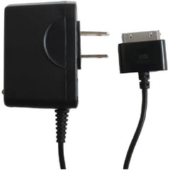 iessentials Apple Wall Charger - 1-Hour Quick Charge - 8ft. Cord - Black