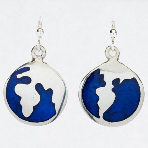 Mexican Earrings Small World