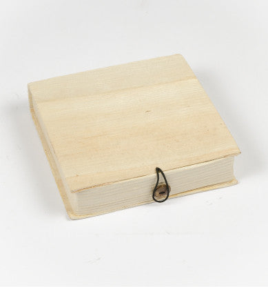 Banana Leaf Jewellery Box