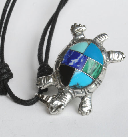 Mexican Tortoise Necklace