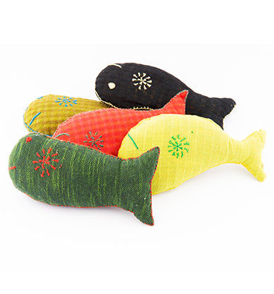 Recycled Happy Fish (sold individually)