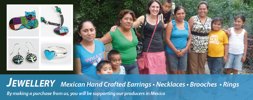 Click to view our jewellery from Mexico