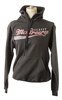 Grey Scotty McCreery Pullover Hoodie