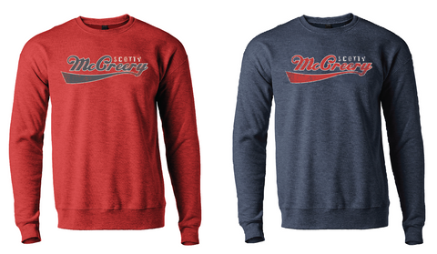 Scotty McCreery Unisex Fleece Crew