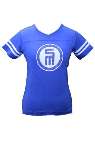 Ladies Blue Jersey
