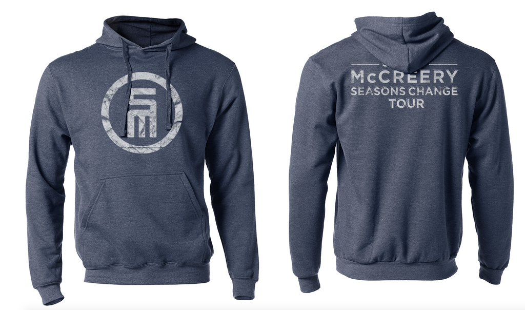 NEW!  2018/2019 Seasons Change Tour Sweatshirt