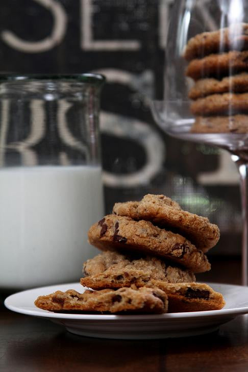 Luke's Signature Chocolate Chip Cookies
