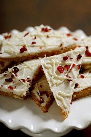 Loaded Cranberry Bars