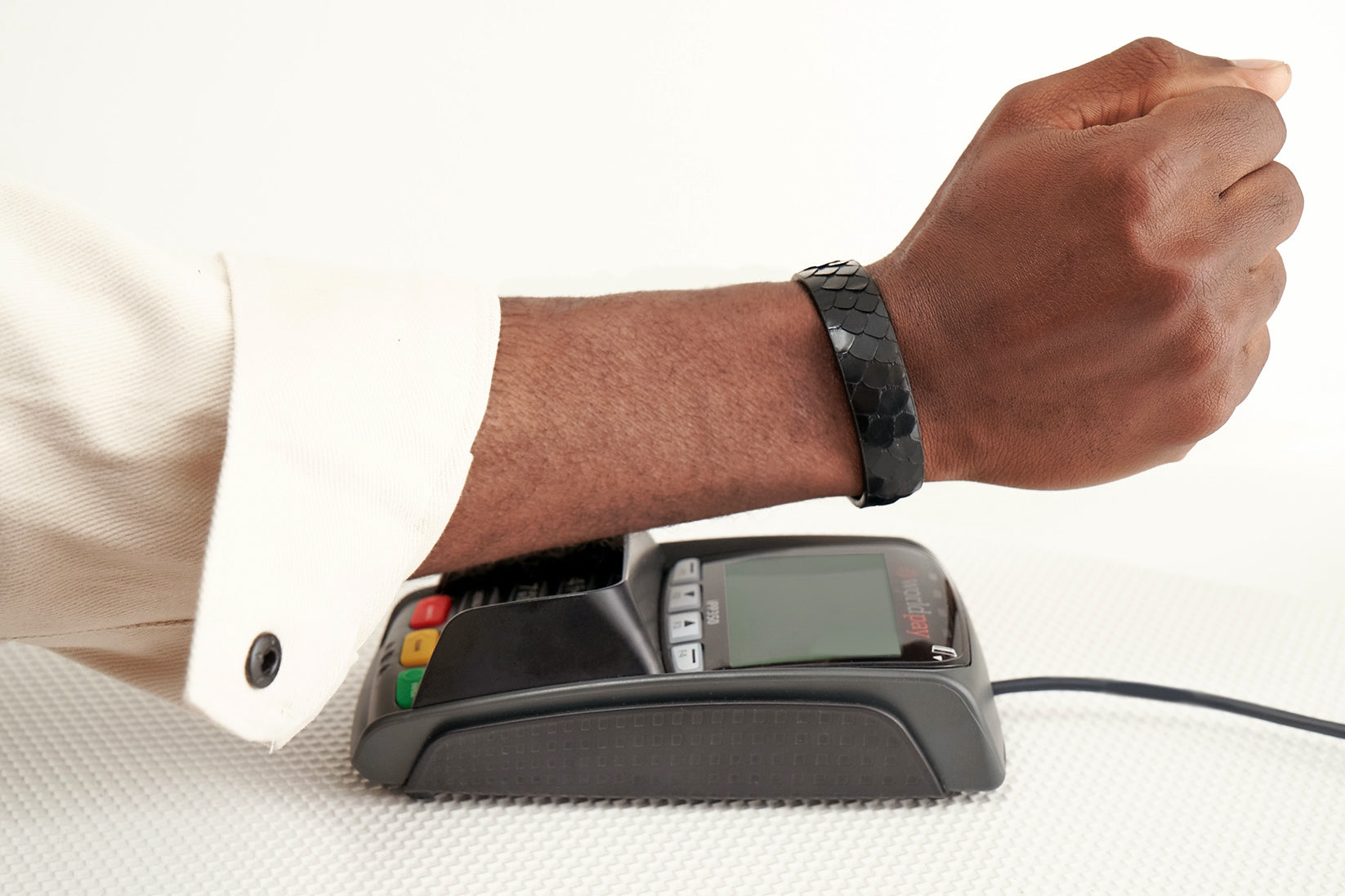 Contactless Payment Devices for Men