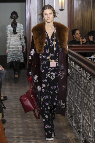 Valentino Floral Prints 2017 Pre-Fall Collection