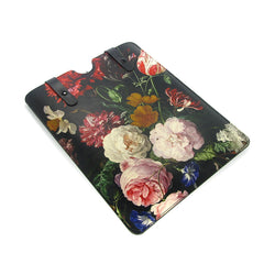 Printed leather iPad case by Tovi Sorga