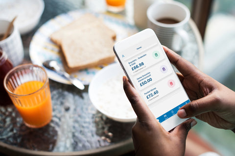 how to set up Tovi Sorga contactless payment wearables with Pingit