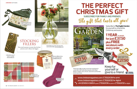 Christmas Gift Guide for Garden Lovers: The English Garden featuring Tovi Sorga