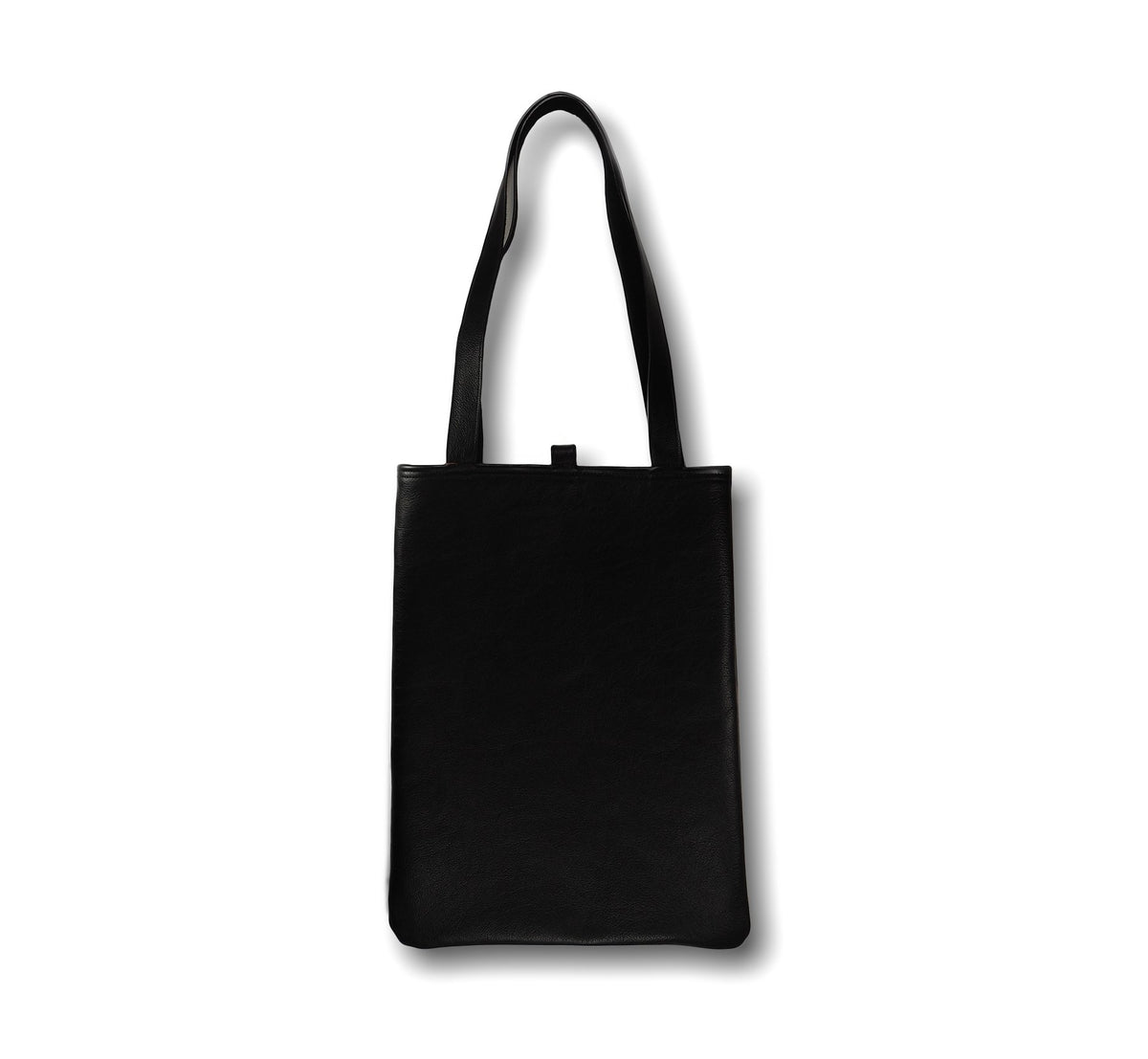 Leather Tote / Shopper / Laptop Bag - Ms October