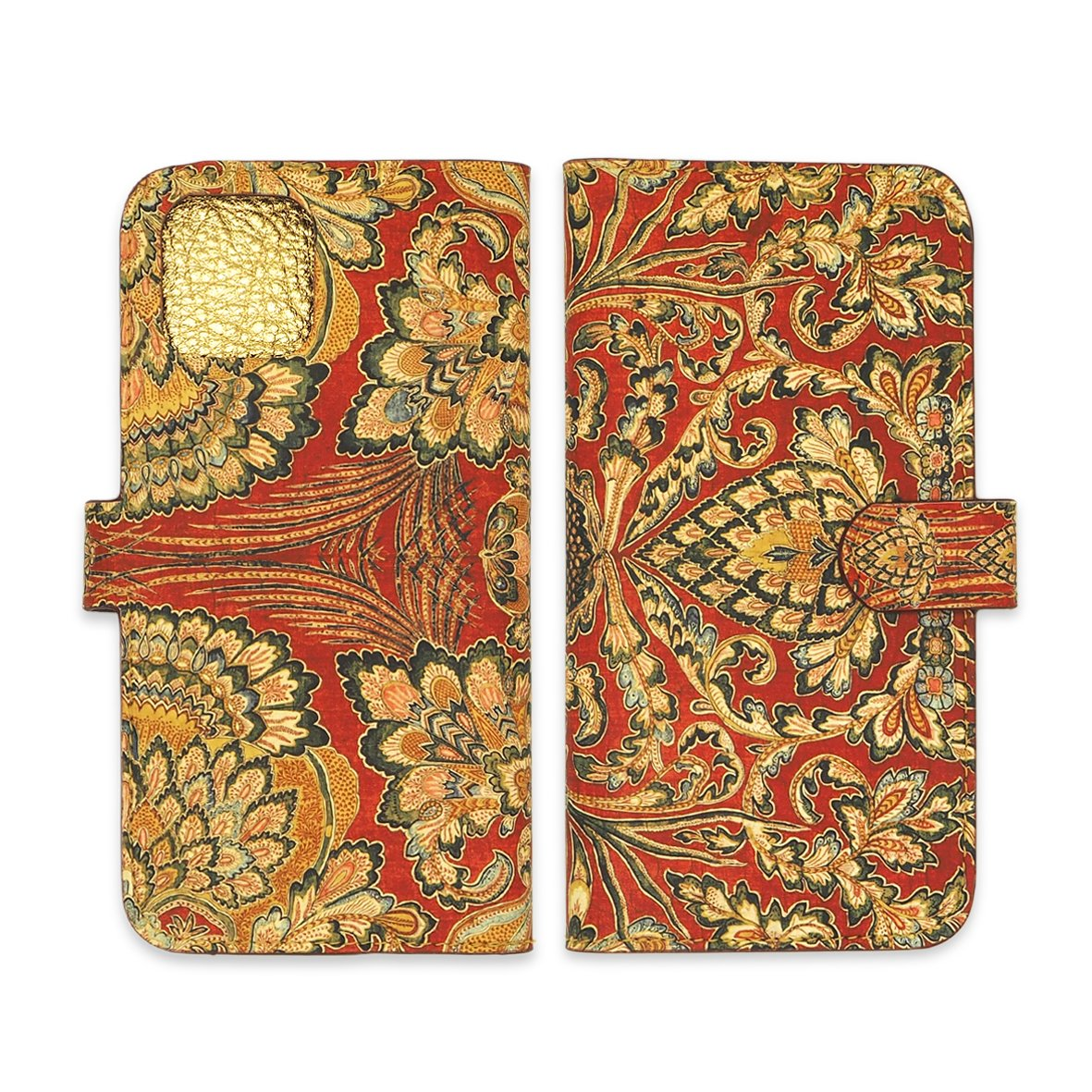 Leather Wallet Folio Phone Case - Tapestry Phone case Tovi Sorga