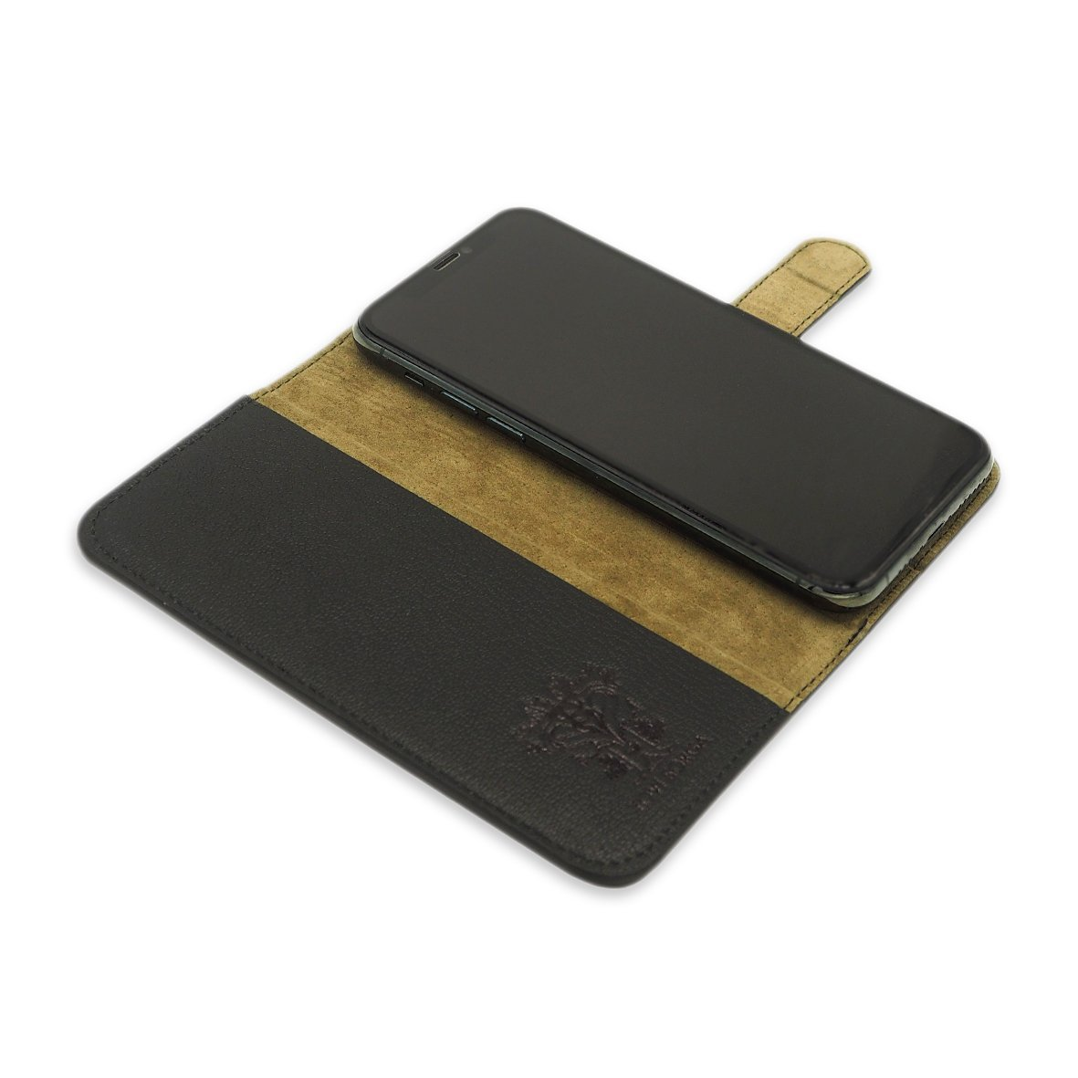 Leather Wallet Folio Phone Case - Zulu Phone case Tovi Sorga