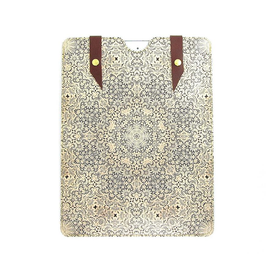 Leather iPad / Kindle / Tablet Case - Lace Phone case Tovi Sorga