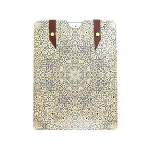 Leather iPad / Kindle / Tablet Case - Lace