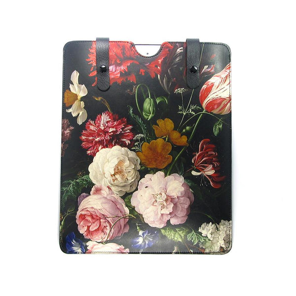 Leather iPad / Kindle / Tablet Case - Dutch Spring - Tovi Sorga  - 1