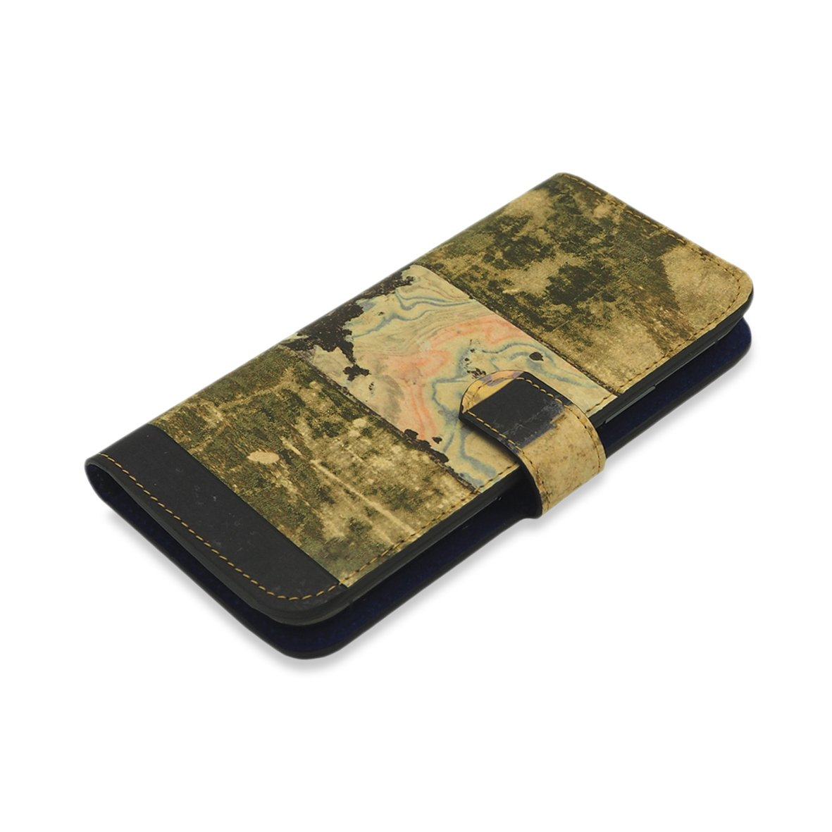 Leather Wallet Folio Phone Case - Restoration Phone case Tovi Sorga ‌iPhone 12‌ Pro Max No personalisation Green