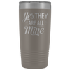 Coffee Tumbler For Mom Travel Tumbler Mothers Day Tumbler Coffee Drinker Insulated Tumbler Black Tumbler 30 Oz Tumbler Stainless - TUB-06