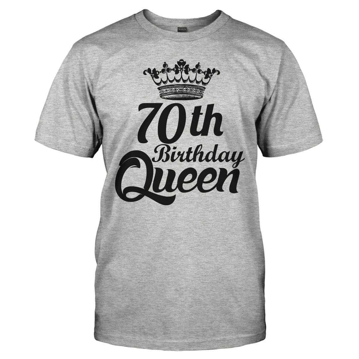 T Shirt Design For 70th Birthday