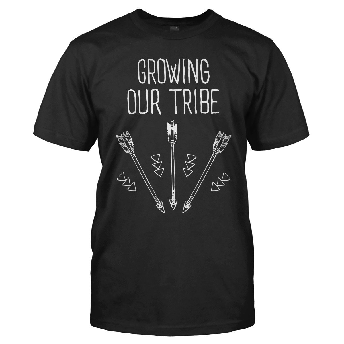 Growing Our Tribe - T Shirt
