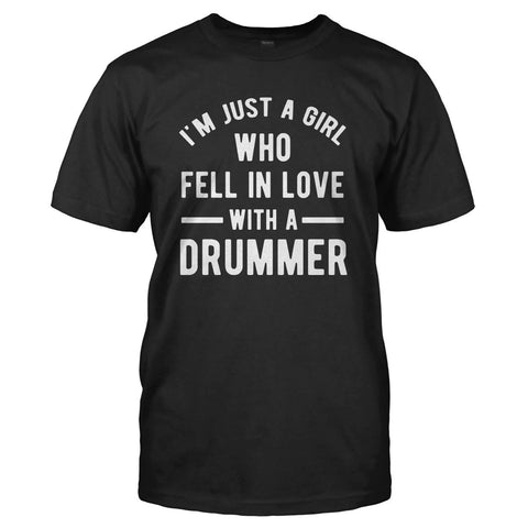 I'm Just A Girl Who Fell In Love With a Drummer