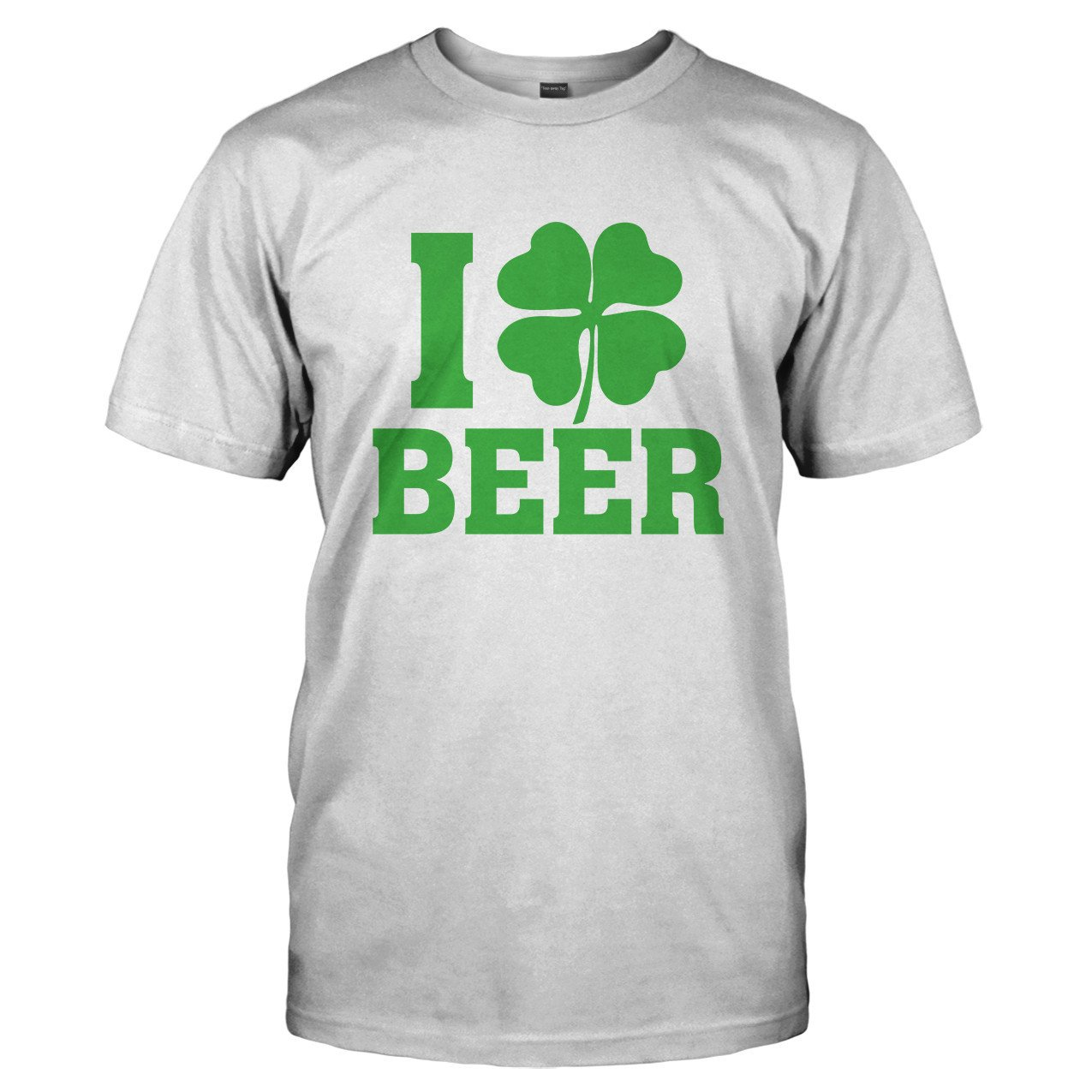 I Shamrock Beer - T Shirt