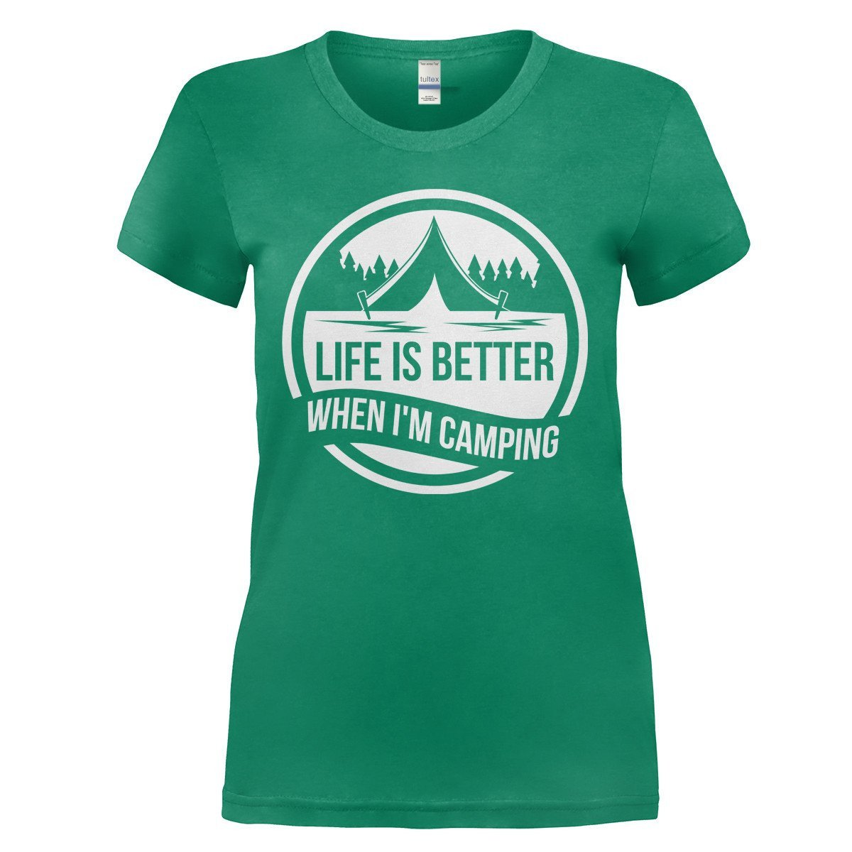 Life Is Better When I M Camping T Shirts Hoodies I Love Apparel