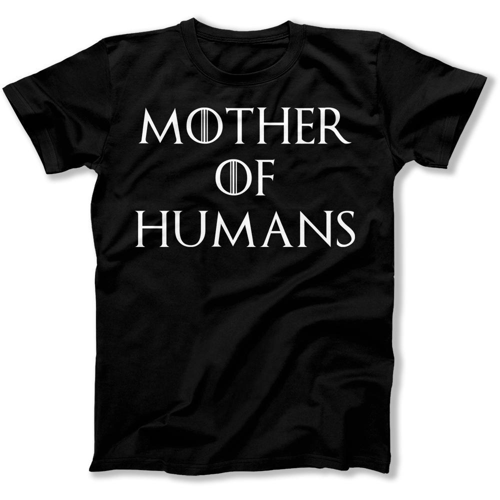 Mother Of Humans - T Shirt