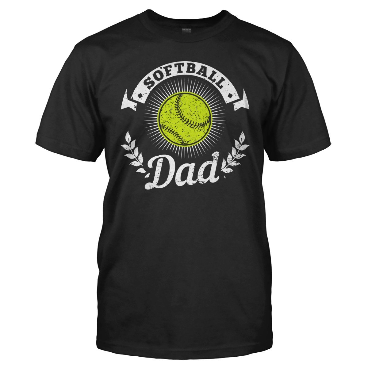 Softball Dad - T Shirt