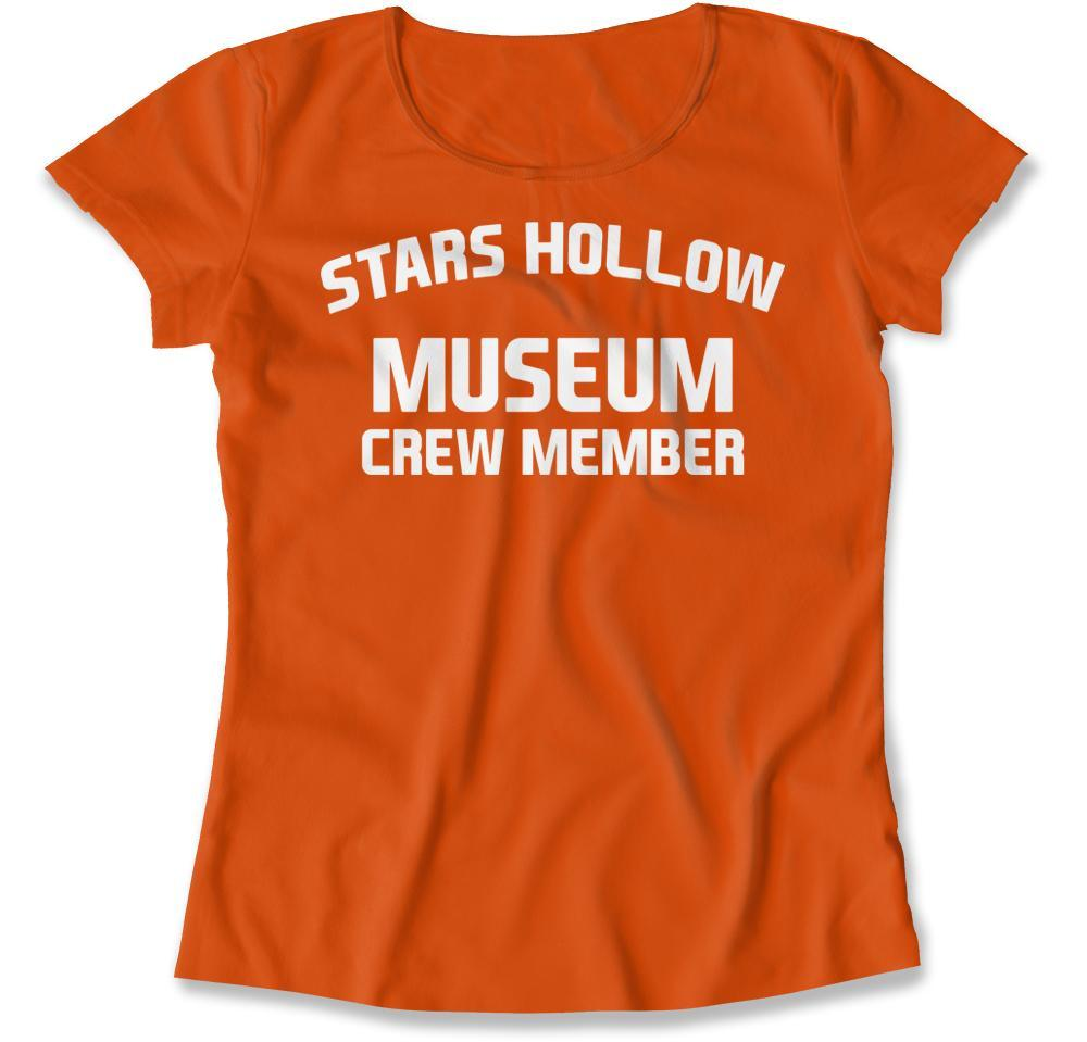 a9345f36 Stars Hollow Museum Crew Member - TV T-Shirts & Hoodies | I Love Apparel