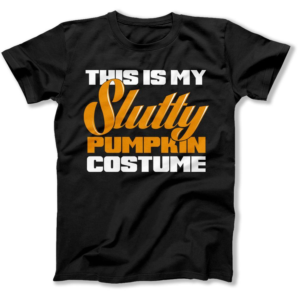 0a4ccebf This Is My Slutty Pumpkin Costume T-Shirt & Hoodie | I Love Apparel