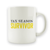 Tax Season Survivor - 15oz Mug