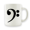 Bass Clef - 15oz Mug