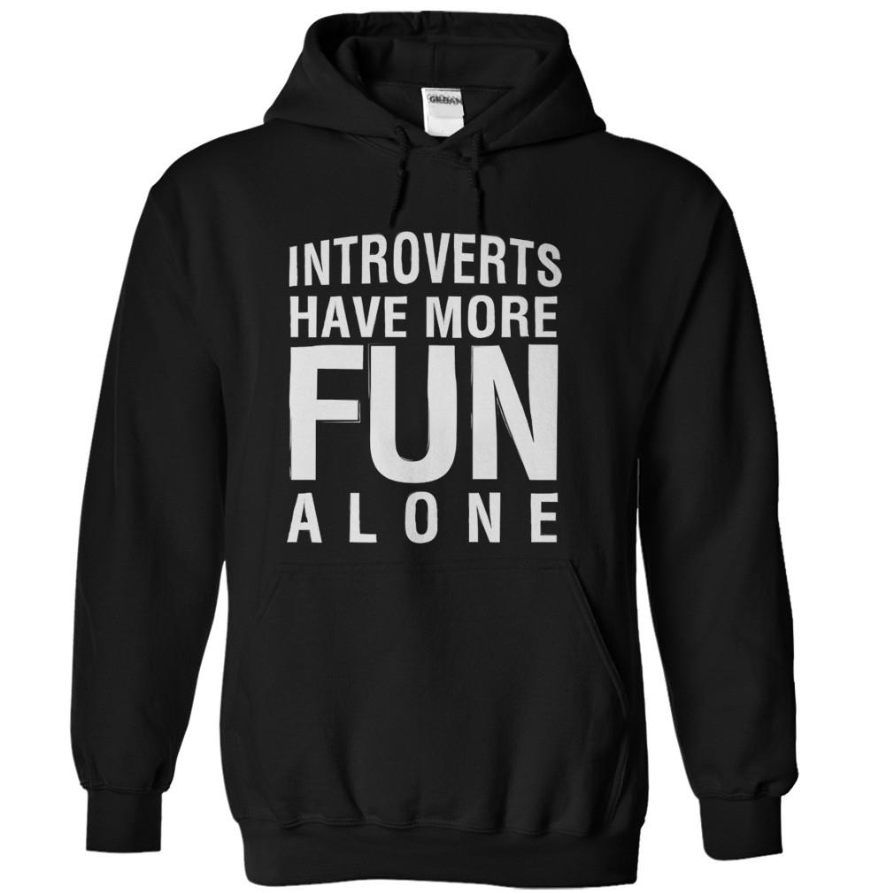 Introverts Have More Fun Alone
