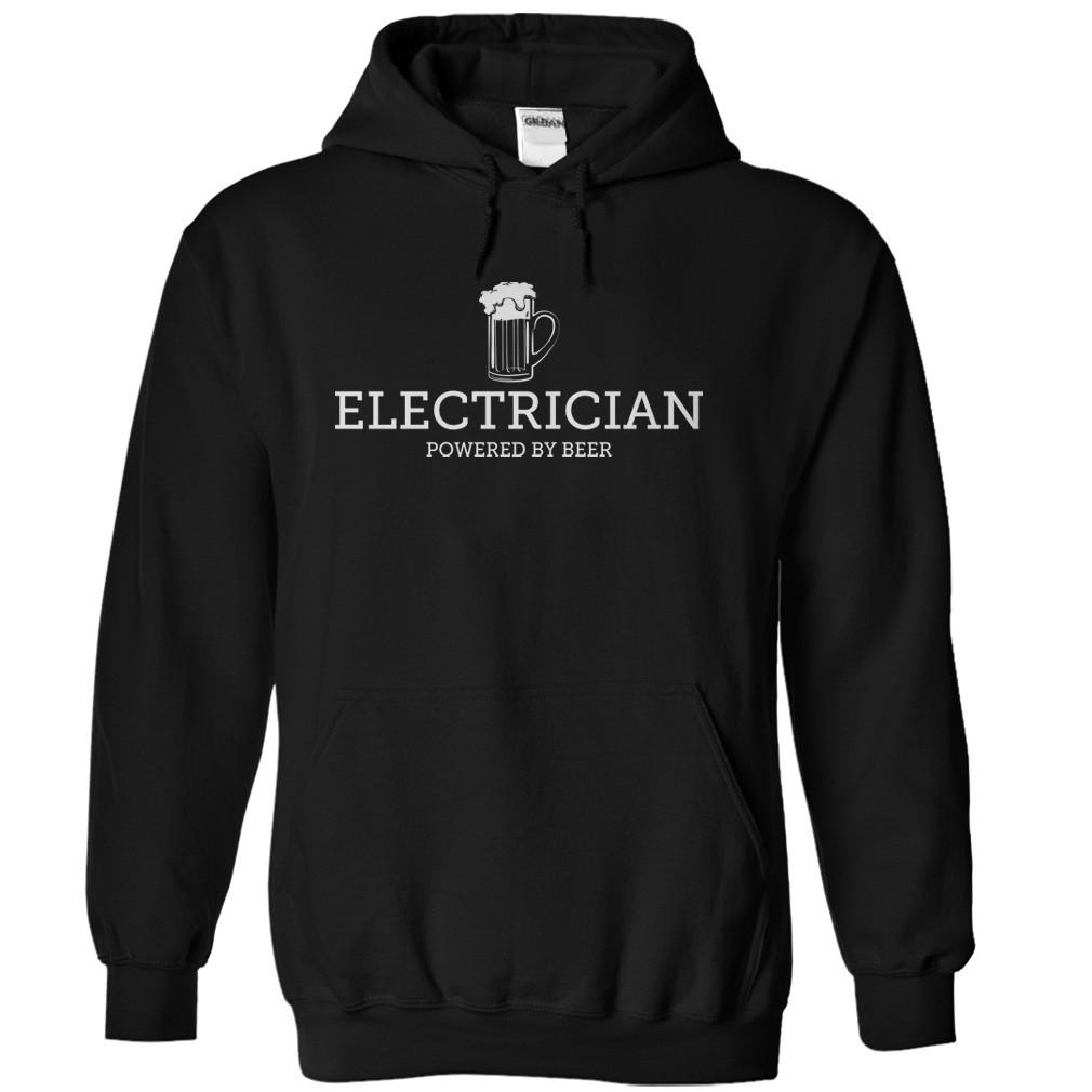 Electrician Powered by Beer