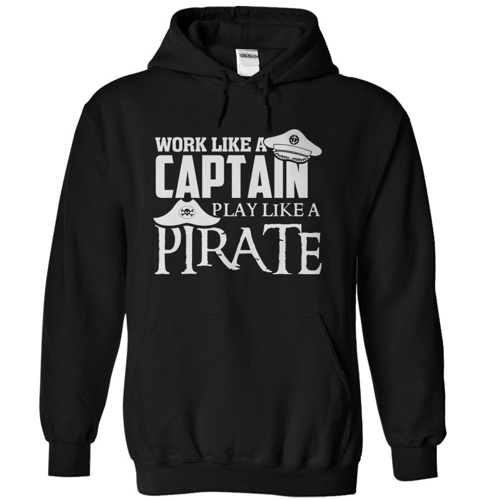 Work Like A Captain. Play Like A Pirate.
