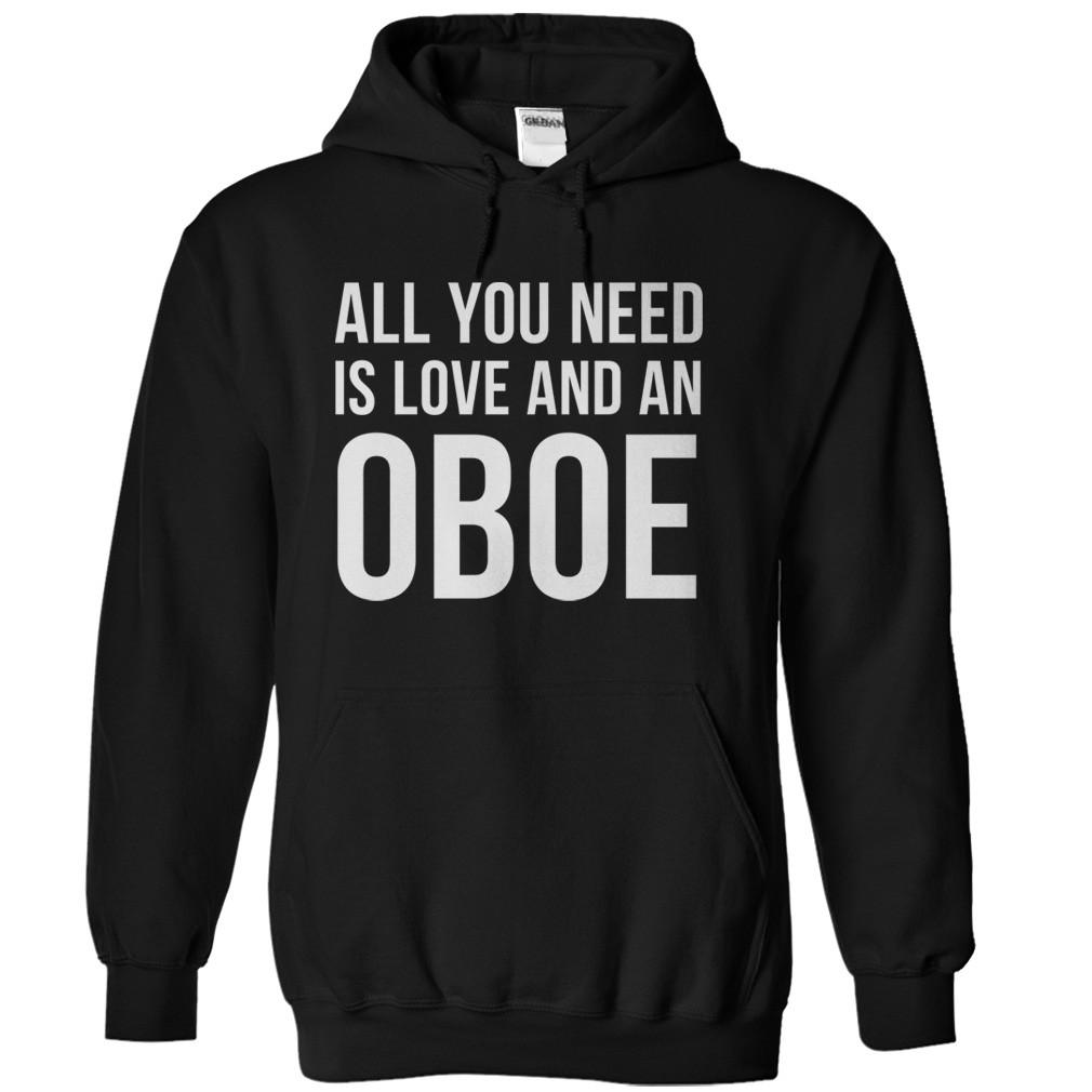 All You Need Is Love And An Oboe