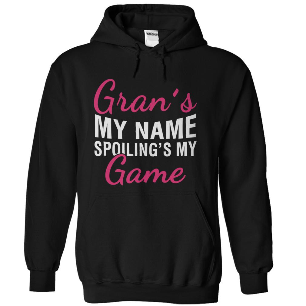 Gran's My Name, Spoiling's My Game