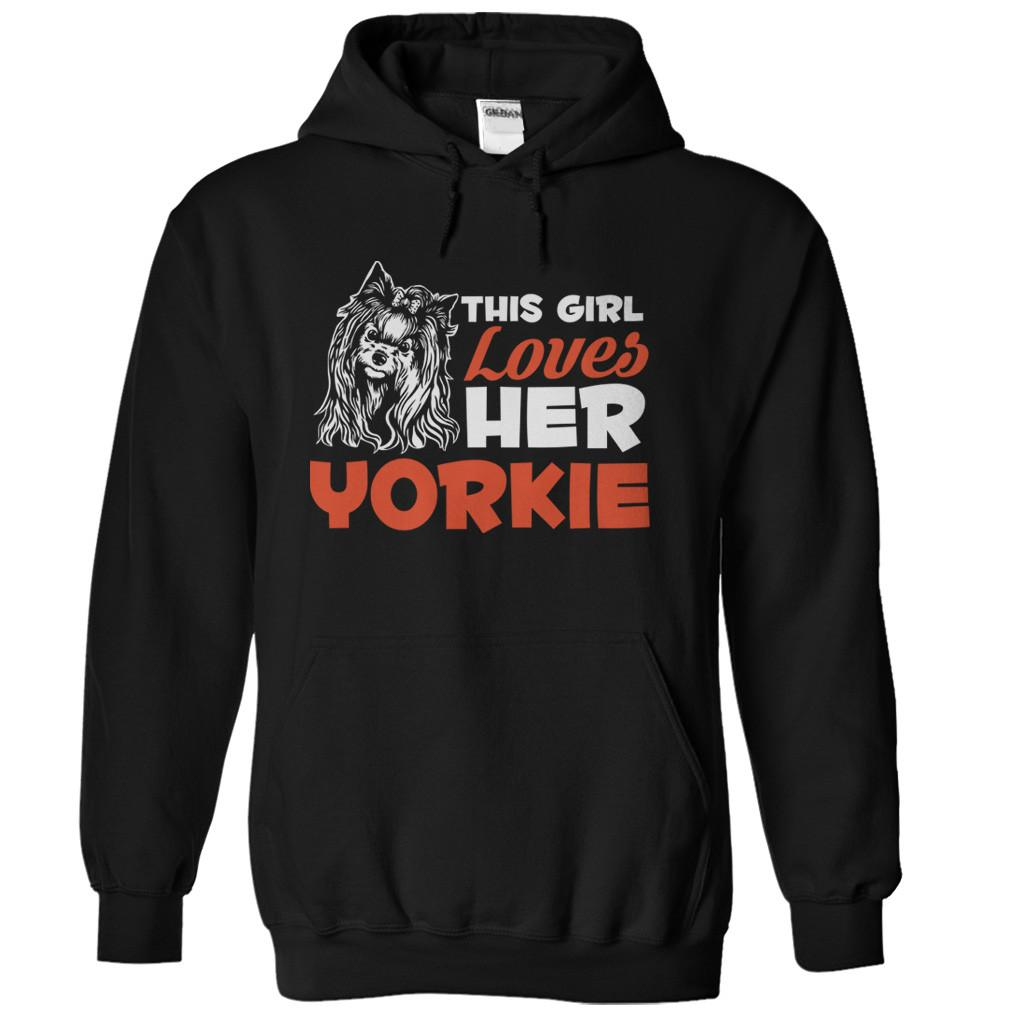 This Girl Loves Her Yorkie