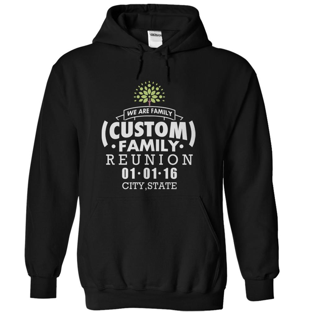 Family Reunion - We Are Family  - Personalized