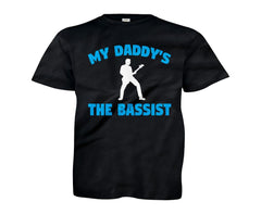 My Daddy's The Bassist - Kids